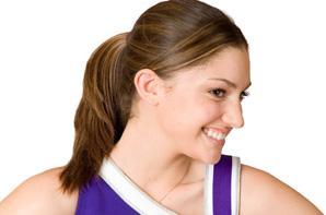 Stupendous Cheerleading Hairstyles Slideshow Short Hairstyles For Black Women Fulllsitofus