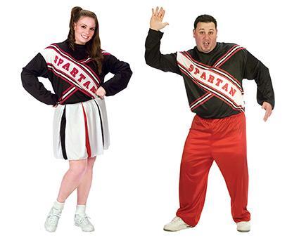 SNL Spartan Costumes at fun-world.net