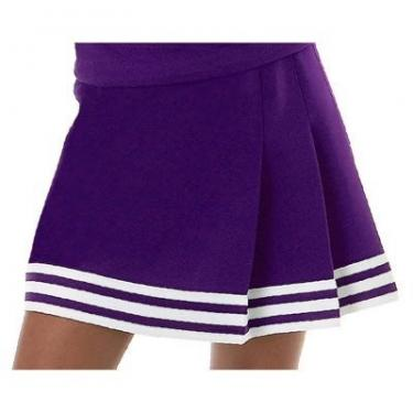 Three Pleat A-Line Skirt at Amazon.com