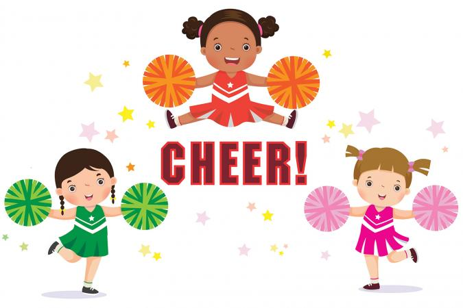 Cheerleading Cartoons