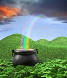 Is your team's pot of gold at the end of the rainbow?