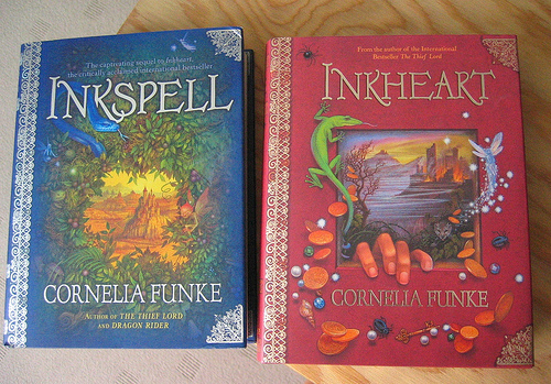 inkheart book series free