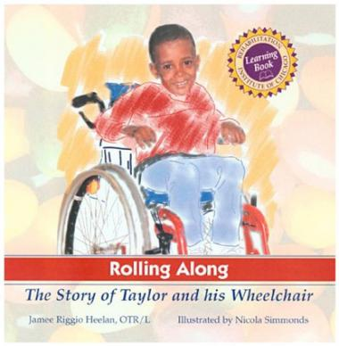 Rolling Along book cover