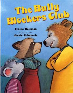 The Bully Blockers Club book cover