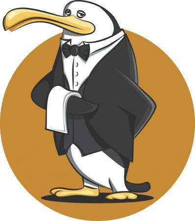 Butler Penguin