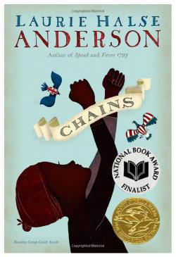 Chains by Laurie Halse Anderson