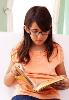 4th grader should love reading.