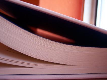 Large encyclopedia.