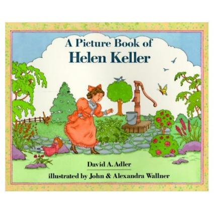 Helen Keller picture book