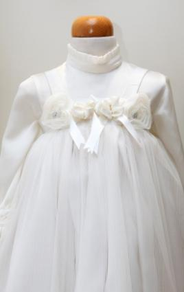 Beautiful girls' christening gown