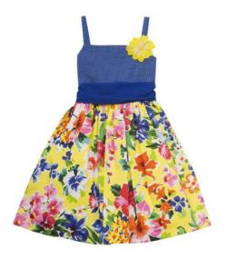 173179 250x285 Woven Dot Print Dress finding girls easter dresses,Childrens Clothing Justice