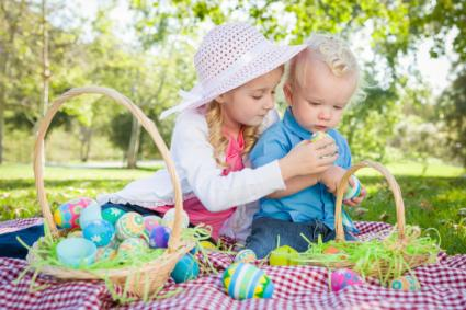 Kid's Easter Clothes