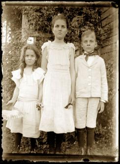 Children Circa 1860