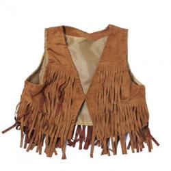 21KIDS Fringed Vest at Amazon