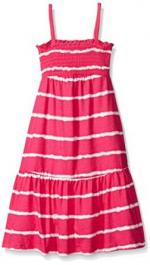 Girls Smocked Tier Dress