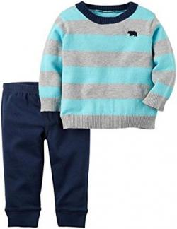 Carter's Sweater and Pants Set