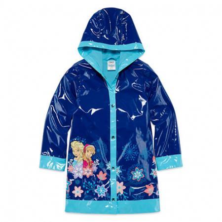 Disney Girls Frozen Raincoat