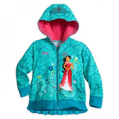 Elena of Avalor Hooded Jacket