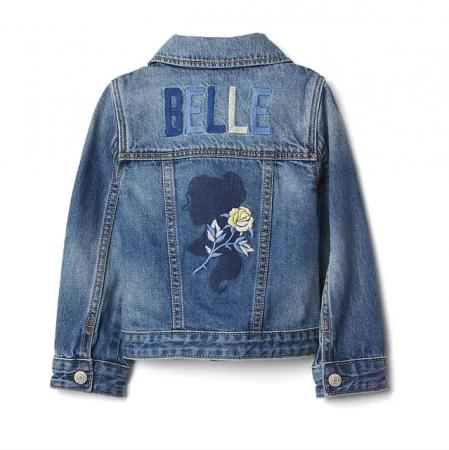 Disney Baby Belle denim jacket