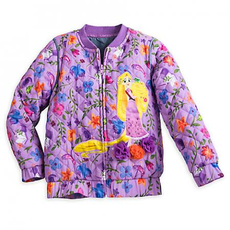 Rapunzel Lightweight Quilted Jacket