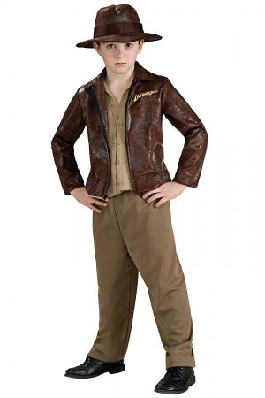Child's Deluxe Indiana Jones Costume