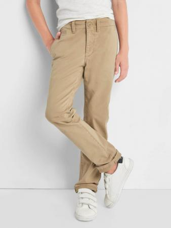 Stretch khakies by Gap