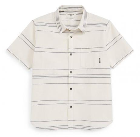 billabong flat lines woven shirt