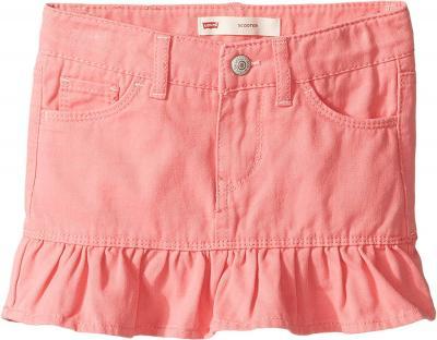 Levi's Kids Womens Alessandra Scooter Skirt (Little Kids)