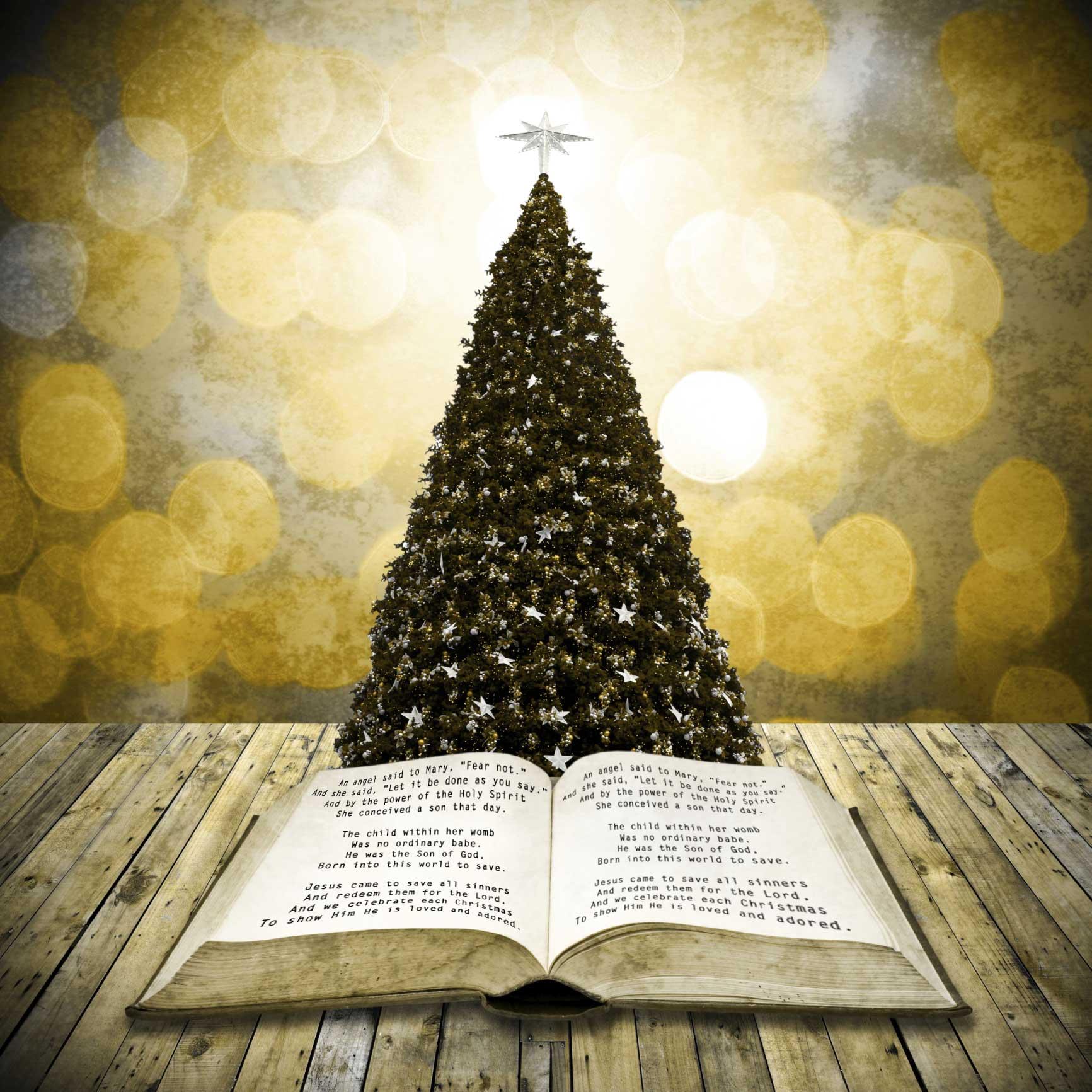christian christmas poems