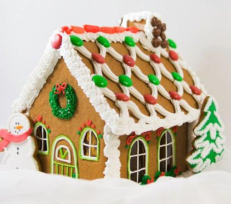 Pictures Of Gingerbread Houses