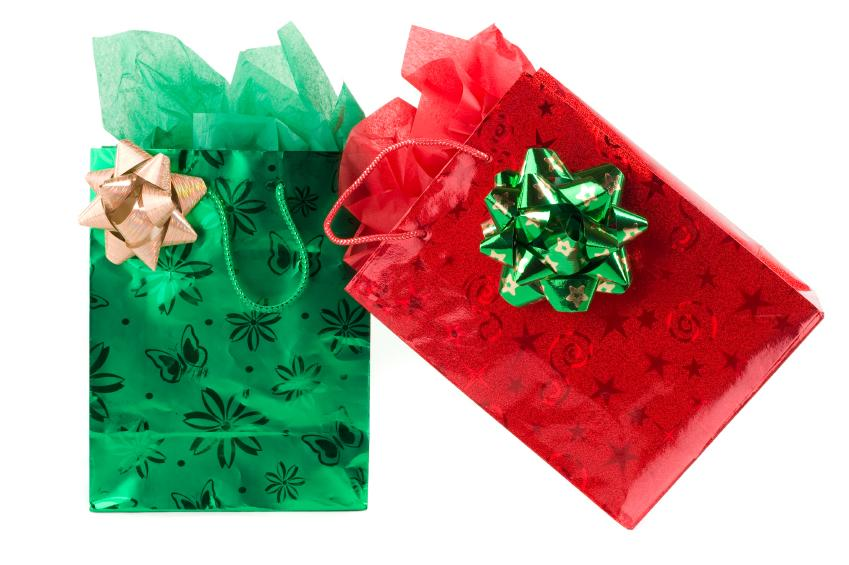 Ordinary Christmas Gift Wrap Bags Part - 5: Gift Bags