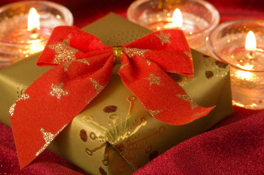 Pictures of Christmas Gift Wrap Ideas