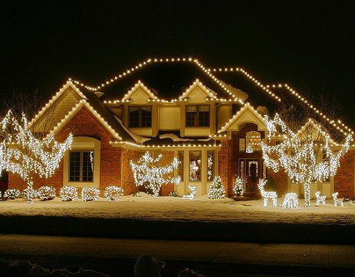 christmas lawn decoration pictures - Christmas Lawn Lights