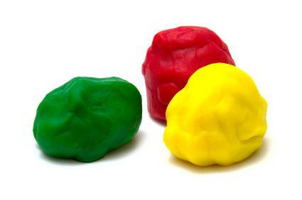 modeling dough for kids