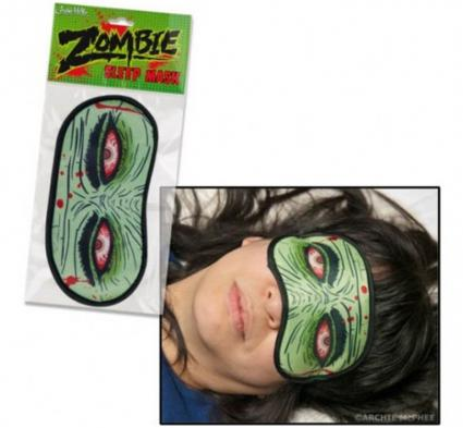 Zombie Sleep Mask by Gadgets And Gear.com