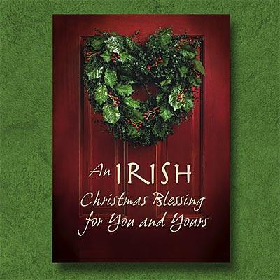 Irish Christmas Cards