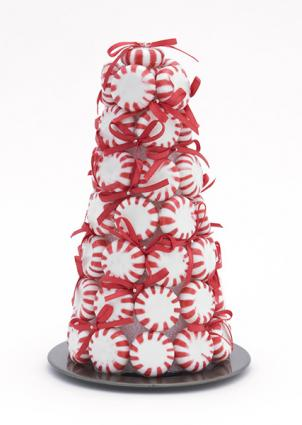 Starlight mint Christmas tree
