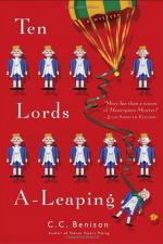 Ten Lords-A-Leaping
