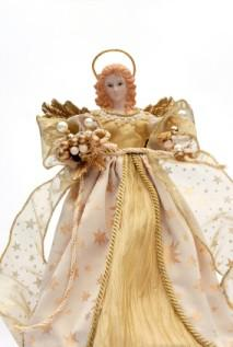 angel tree topper - Angel Decorations