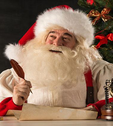 Free letters from santa to adults