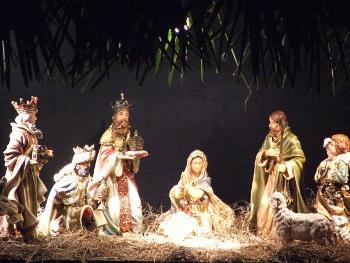 Outdoor Decor Nativity Scene | Inventrush