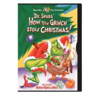 Original Grinch DVD