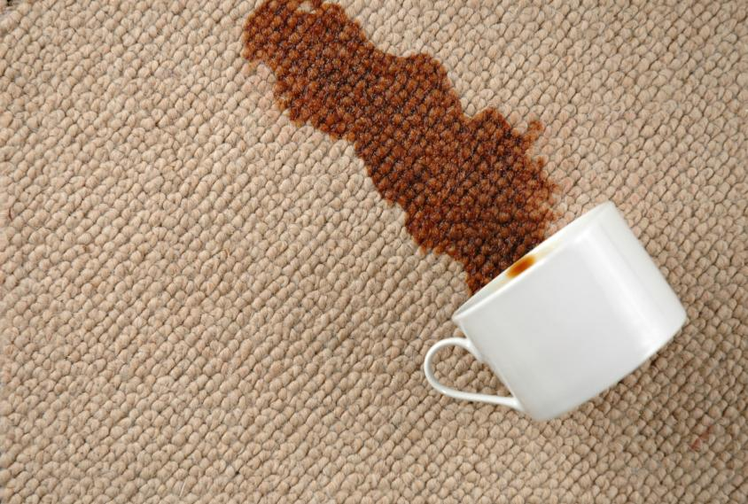 How to Get Coffee Stain Out of Carpet - Coffee Stain Removal