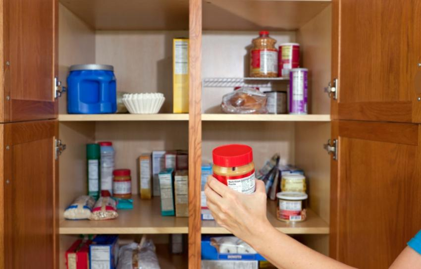 Where To Put Your Canned Food In The Kitchen Cupboards