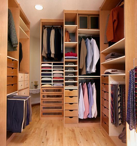 Closet Organizing Ideas Slideshow