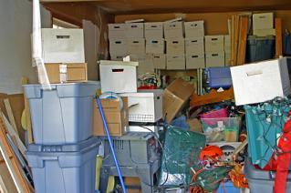Organizing clutter saves you time, energy and stress.