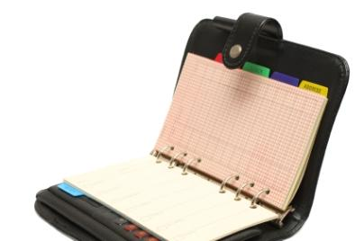 Organize your daily, weekly and monthly schedules.