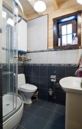Cleaning sliding shower doors are an important part of how to clean a room.