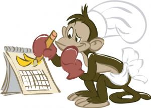 Kitchen Monkey Logo