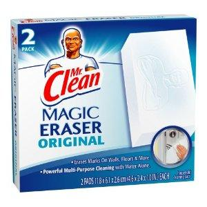 When Mr. Clean's Magic Eraser first hit the market in , skepticism ran rampant, at least for a short time. The Magic Eraser cleans up various grime, from stained clothes, discolored grout, and crayon artwork to scuff marks on tile floors, and grass stains in households across the country.